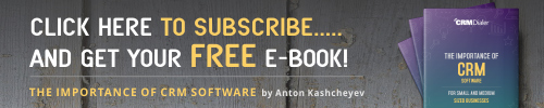 Subscribe and get your FREE E-BOOK