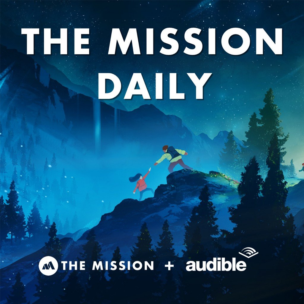 The Mission and Audible