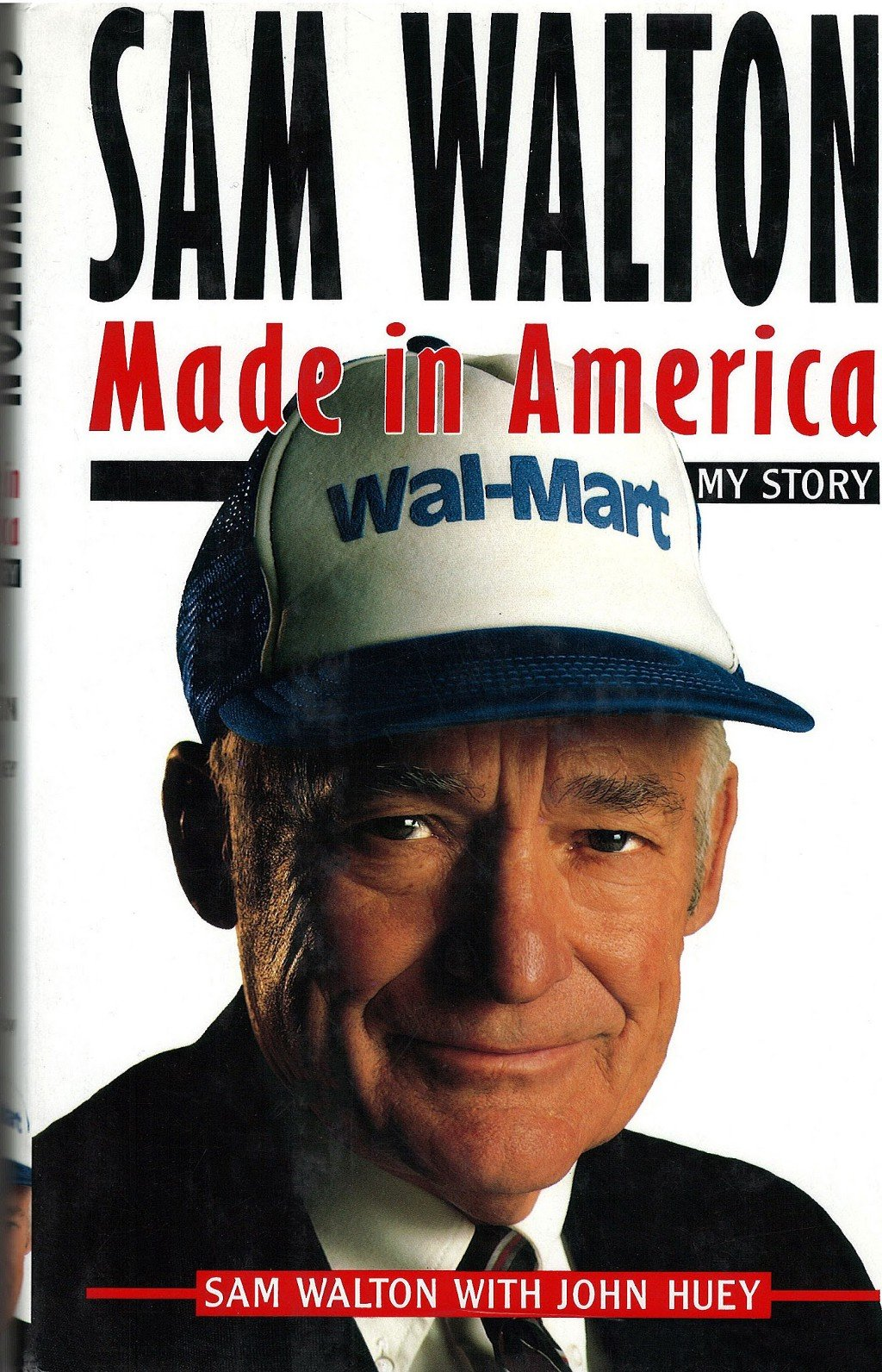 Sam Walton Made in America Book