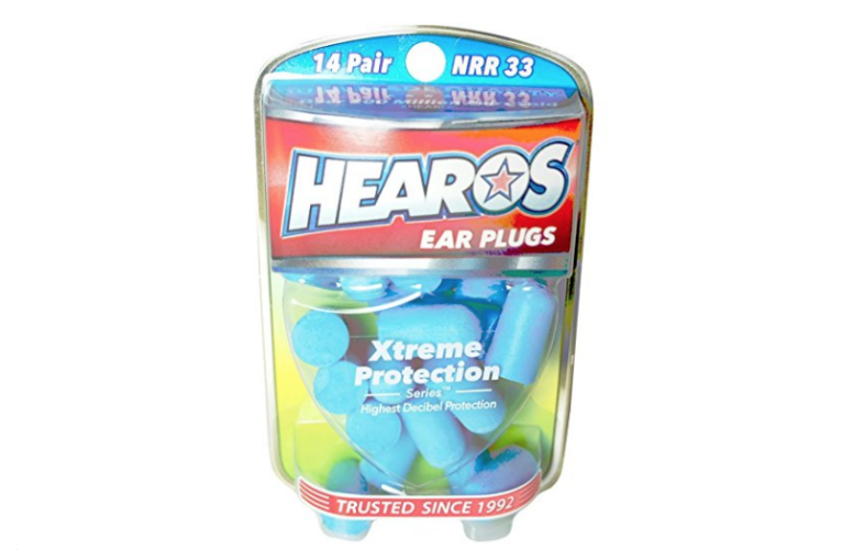 Hearos Xtreme Protection Earplugs