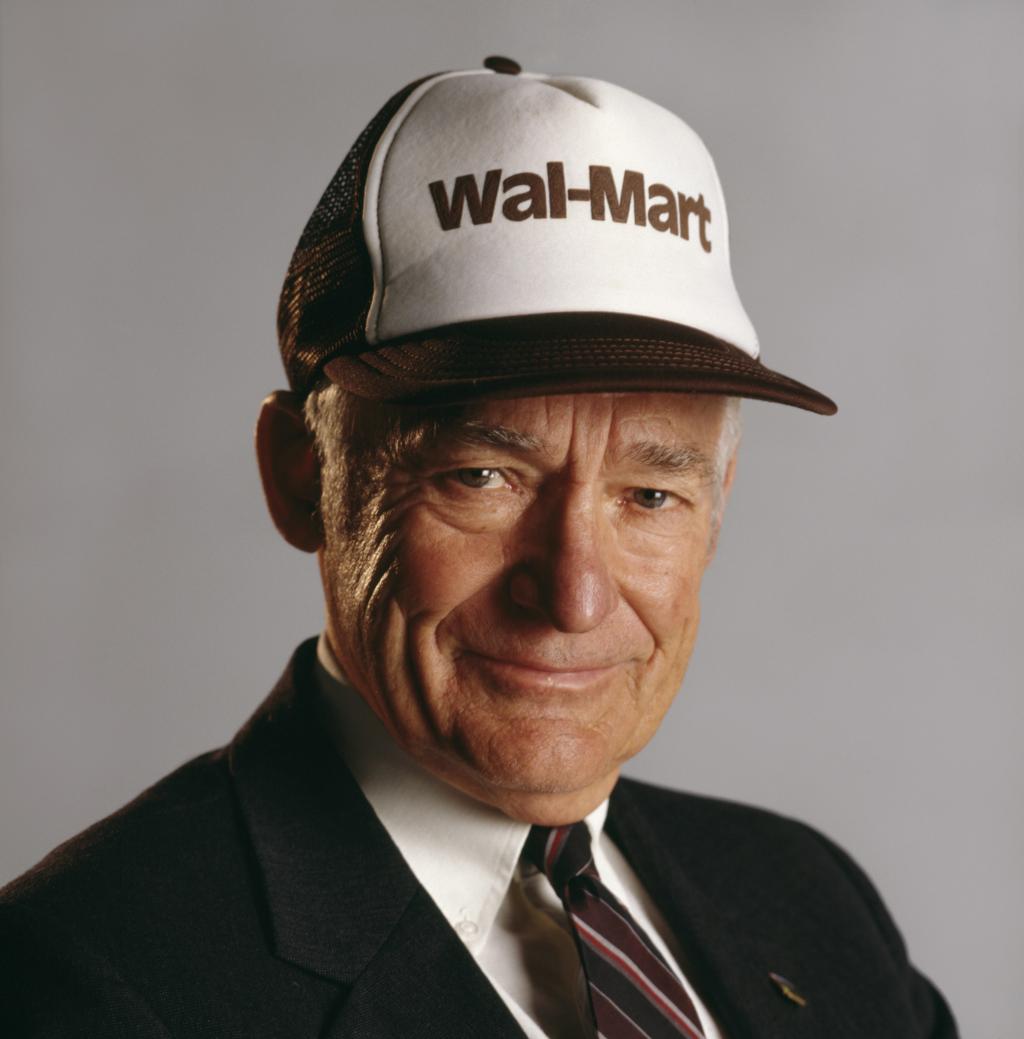 Sam Walton - Wal-Mart