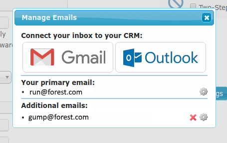Integrated Email