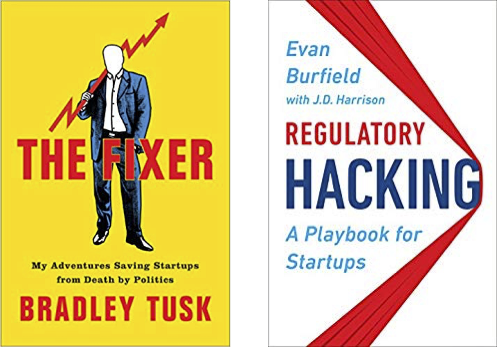 Startups books