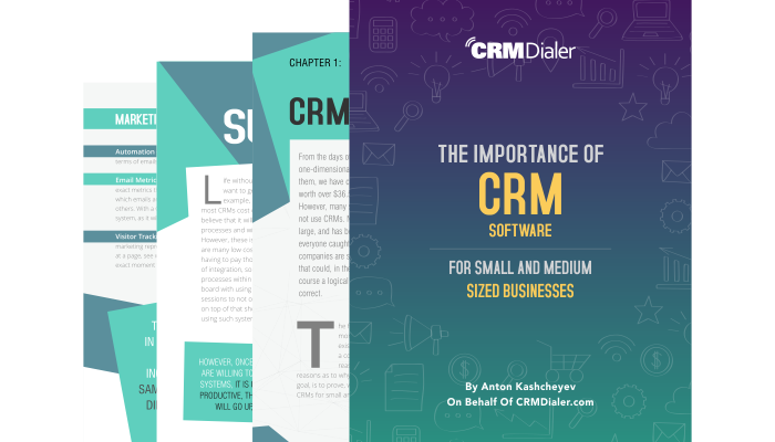 E-Book: The Importance Of CRM