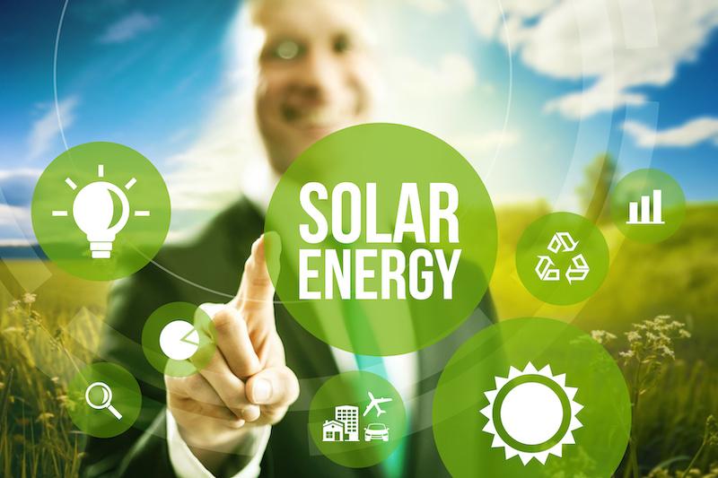 Solar Energy Sales
